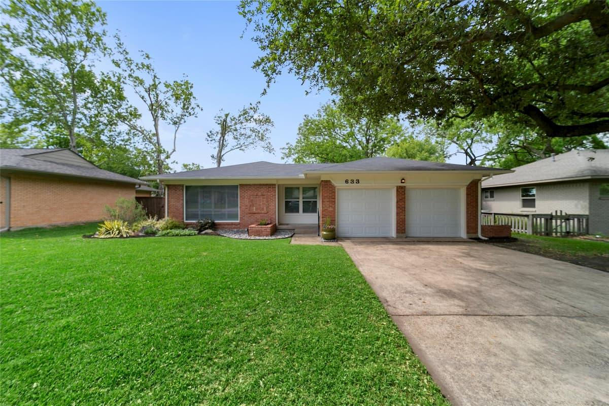 633 Westwood Dr, Richardson, TX 75080